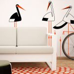 berze-autocolant-decorativ-de-perete-storks-wall-sticker