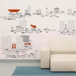 bucuresti-autocolant-decorativ-de-perete-bucharest-wall-sticker-3
