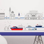 litoral-autocolant-decorativ-de-perete-seaside-wall-sticker-3