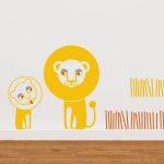 leuti-lions-wall-sticker-autocolant-de-perete (2)