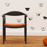 pisoi-autocolant-decorativ-de-perete-kittens-wall-sticker (1)