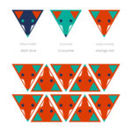 vulpi-autocolante-de-perete-foxes-mini-wall-stickers (3)